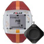 Polar FT7 pulzusmérő óra + Polar Flowlink adattovábbító kiegészítő