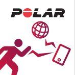 POLAR Flow mobil alkalmazás