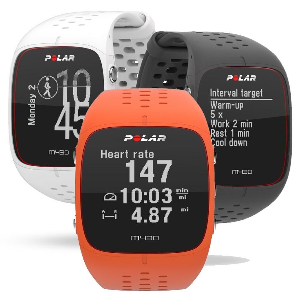 Polar M430 HR GPS - Polar órák és kiegészítők - Polar óra 550f56f88e
