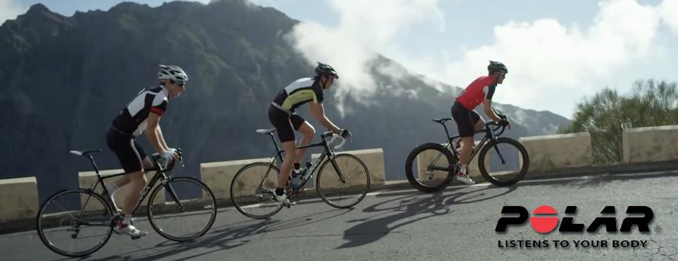 Polar kerékpár beállítás