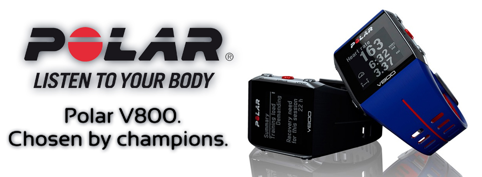 Polar V800 GPS pulzusmérő multisport óra