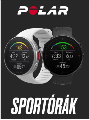 Sport8 - Polar óra webáruház