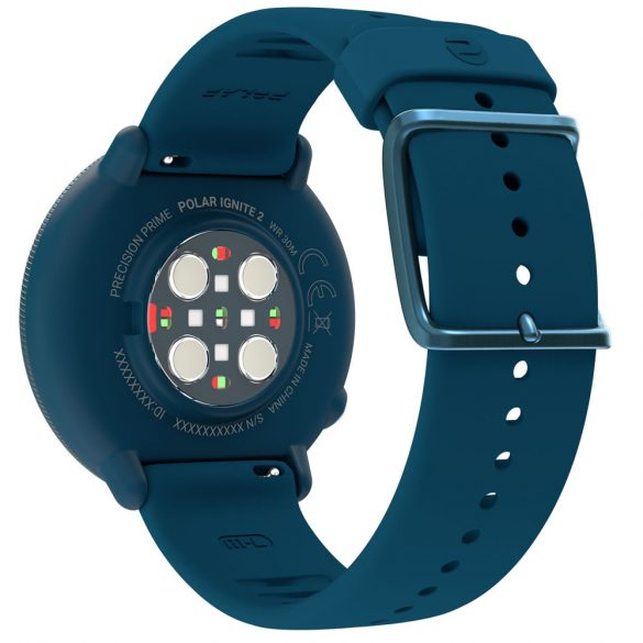 POLAR IGNITE 2 Blue GPS  multisport óra S-L