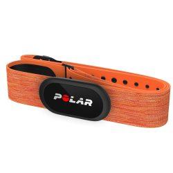 Polar H10 heart rate sensor mellkasi jeladó narancs