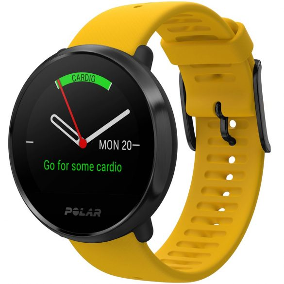 POLAR IGNITE GPS fitness óra