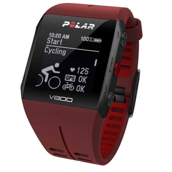 POLAR V800 pulzusmérő óra