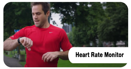 Heart Rate Monitor kardio-gépekben