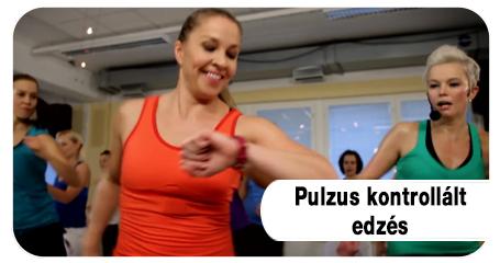 POLAR pulzuskontrollált edzés lényege